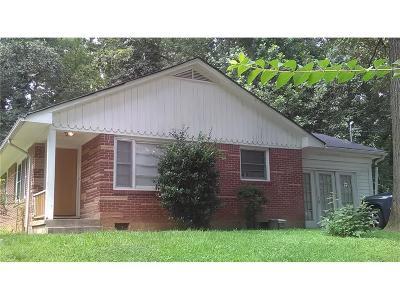 Atlanta Single Family Home For Sale: 1935 Handley Avenue SW