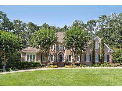 Acworth Single Family Home For Sale: 2808 Spreading Oaks Drive NW