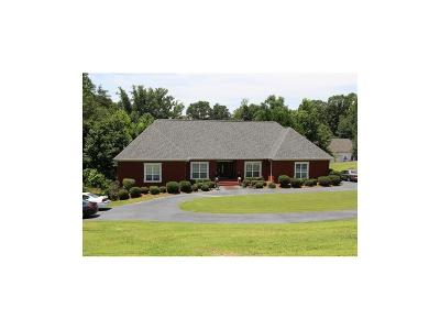 Buford Single Family Home For Sale: 3070 North Bogan Road