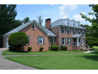 Lawrenceville Single Family Home For Sale: 1740 Buford Drive