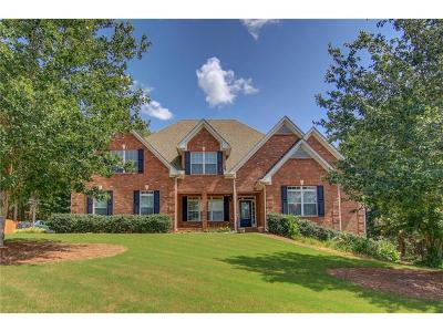 Loganville Single Family Home For Sale: 524 Sandy Cove Drive