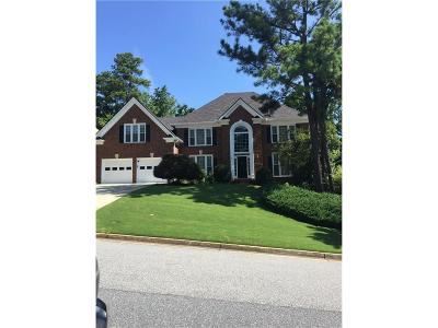 Johns Creek Single Family Home For Sale: 10390 Groomsbridge Road