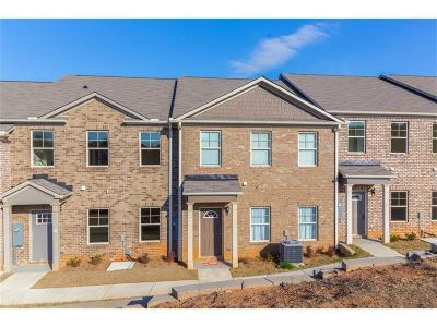 Stockbridge GA Condo/Townhouse For Sale: $152,900
