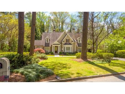 Single Family Home For Sale: 4124 Club Drive