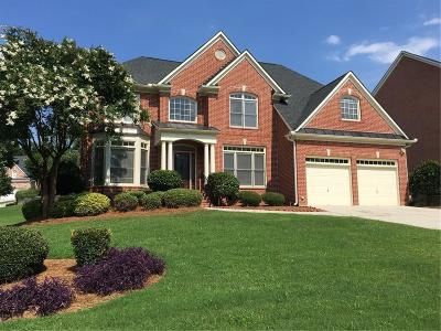 Snellville Single Family Home For Sale: 1110 Maycroft Knoll