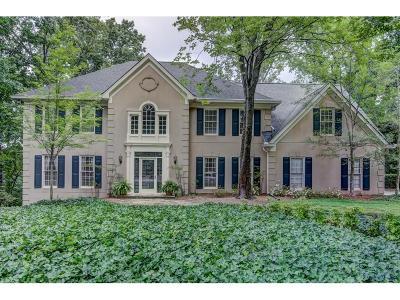 Sandy Springs Single Family Home For Sale: 345 Cameron Ridge Drive