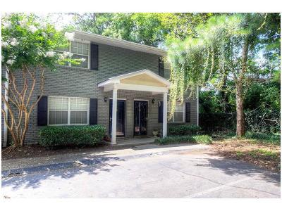 Brookhaven Condo/Townhouse For Sale: 3133 Buford Highway NE #8