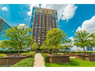 Condo/Townhouse For Sale: 285 Centennial Olympic Park Drive NW #1108