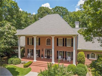 Johns Creek Single Family Home For Sale: 4800 Gaidrew