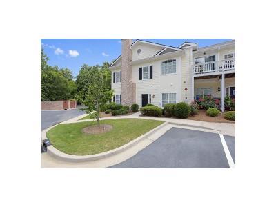 Alpharetta Condo/Townhouse For Sale: 4013 Steeplechase Drive