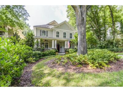 Single Family Home For Sale: 1020 Seaboard Avenue NW