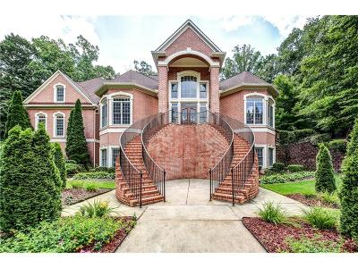 Single Family Home For Sale: 4680 Hamden Forest Drive SW
