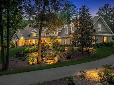 Alpharetta  Single Family Home For Sale: 825 Liberty Grove Road