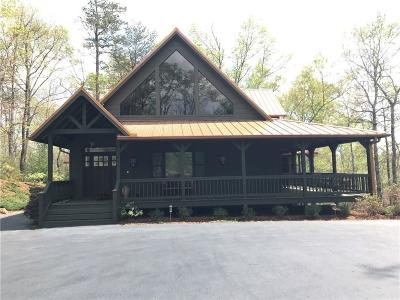 Single Family Home For Sale: 2939 Mountain Tops Road