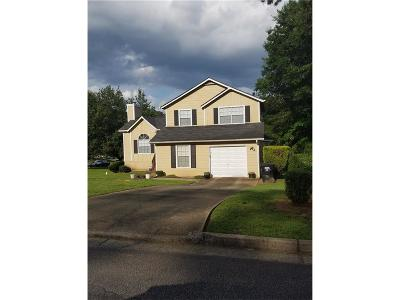 Fulton County Single Family Home For Sale: 100 Wolf Downs Court