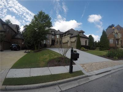 Buford Single Family Home For Sale: 2660 Springbluff Court