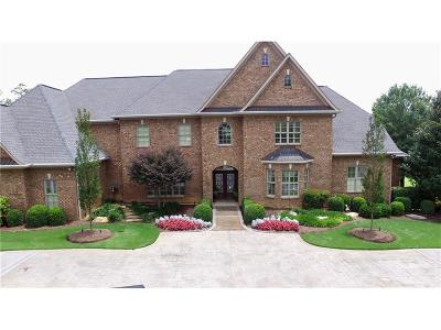 Calhoun Single Family Home For Sale: 108 Ansley Drive