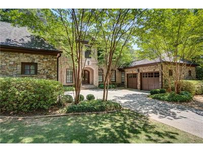 Brookhaven GA Single Family Home For Sale: $1,975,000