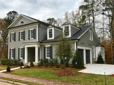 Roswell GA Single Family Home For Sale: $1,179,900