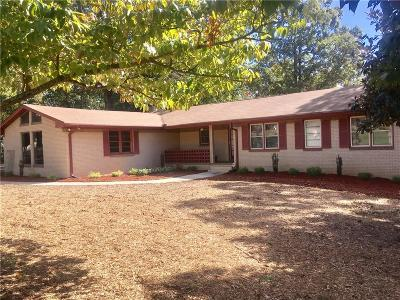 Lawrenceville Single Family Home For Sale: 505 Hurricane Shoals Road