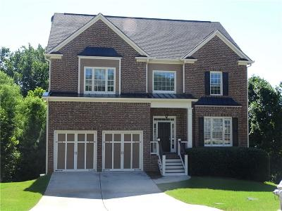 Kennesaw GA Single Family Home For Sale: $328,900