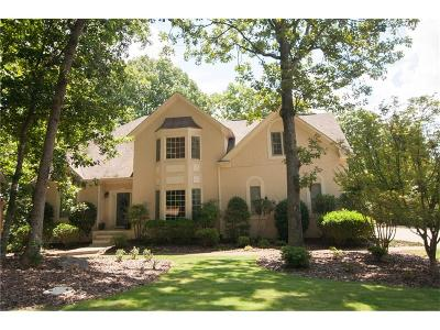 Alpharetta Single Family Home For Sale: 8875 Laurel Way