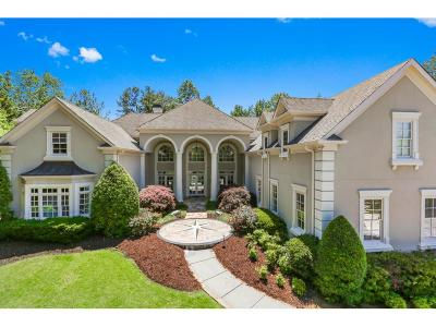 Johns Creek Single Family Home For Sale: 2009 Westbourne Way