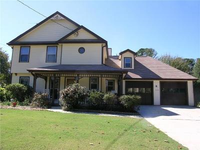 Lilburn Single Family Home For Sale: 1729 Killian Hill Road SW