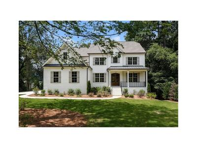 Dunwoody Single Family Home For Sale: 1287 Nerine Circle