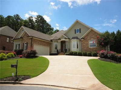 Kennesaw Single Family Home For Sale: 1025 Ector Drive NW