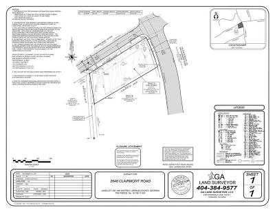 Atlanta Residential Lots & Land For Sale: 1935 Audobon Drive