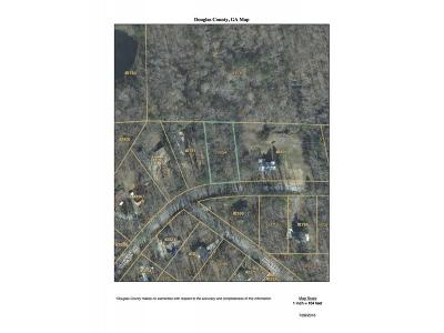 Douglas County Residential Lots & Land For Sale: Cannon Drive