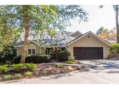 Dawsonville Single Family Home For Sale: 105 Stonecliff Cove Drive