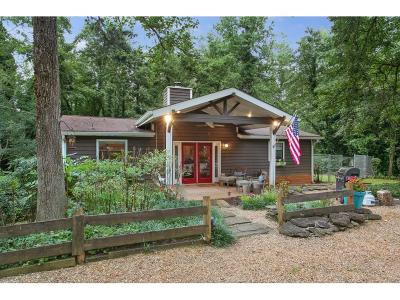 Cumming Single Family Home For Sale: 2540 Edgewater Road
