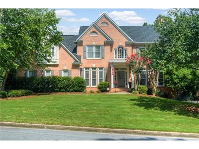 Snellville Single Family Home For Sale: 2505 Lynshire Lane