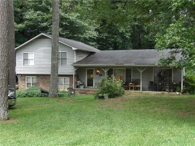 Marietta Single Family Home For Sale: 3887 Timber Hollow Way