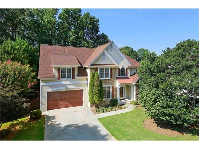Johns Creek Single Family Home For Sale: 610 Sheringham Lane