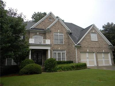 Mableton Single Family Home For Sale: 5059 Belair Bluff Court SE