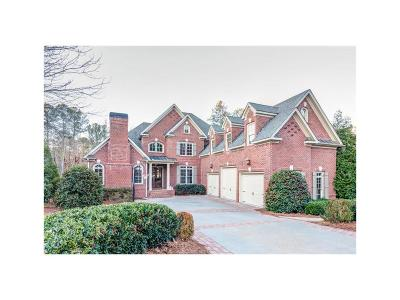 Acworth Single Family Home For Sale: 6135 Talmadge Run NW