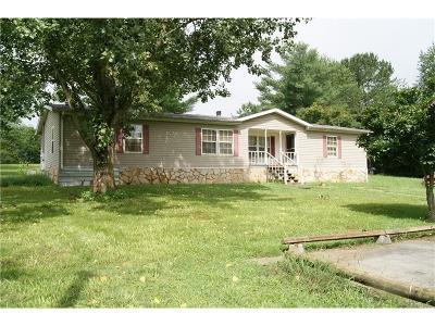 Fairmount Single Family Home For Sale: 551 Folsom Road SE