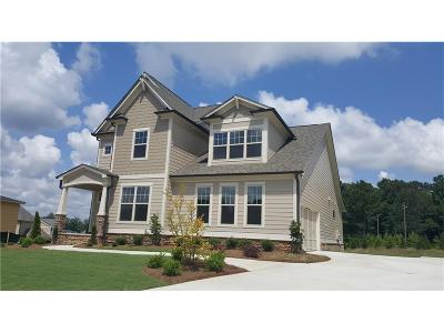 Forsyth County Single Family Home For Sale: 3505 Knobcone Drive