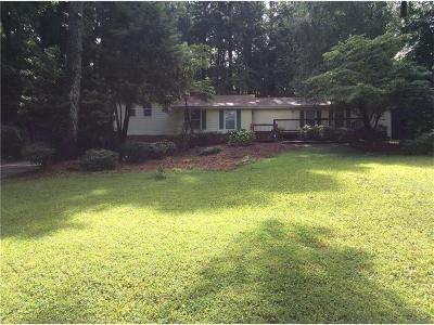 Duluth Single Family Home For Sale: 2576 Cardinal Lake Circle