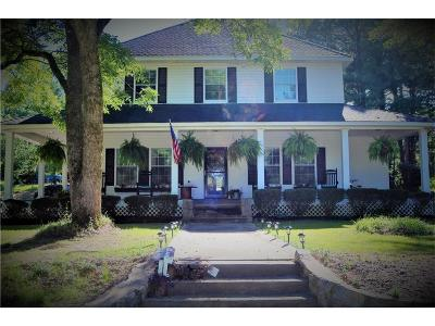 Loganville Single Family Home For Sale: 2800 N Sharon Church Road