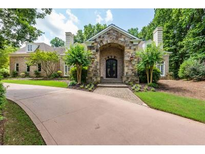 Sandy Springs Single Family Home For Sale: 890 Marseilles Drive