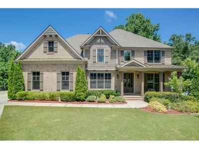 Buford Single Family Home For Sale: 3165 Rock Manor Way