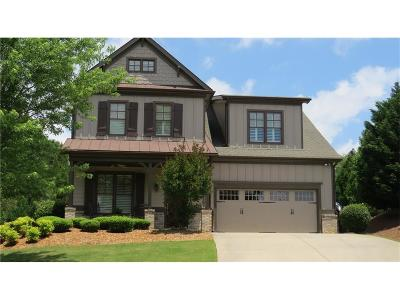 Forsyth County Single Family Home For Sale: 3610 Sawmill Court