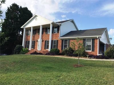 Loganville Single Family Home For Sale: 3255 Tig Knight Road