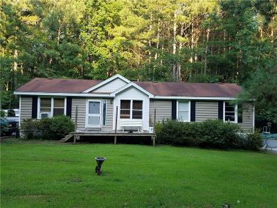 Dawsonville Single Family Home For Sale: 91 Young Place