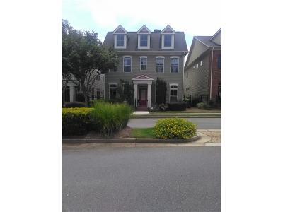 Alpharetta Single Family Home For Sale: 4803 Abberley Lane
