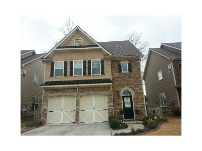 Lawrenceville Single Family Home For Sale: 1669 Sentinel View Drive